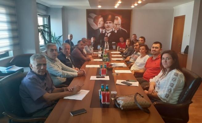 Yatağan Belediye Meclisi'nden Barış Pınarı Harekatı'na destek
