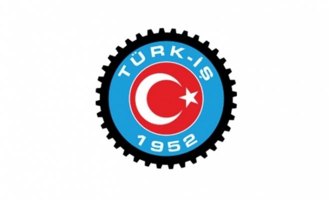 """Türk-İş: """"Vergi adaletsizliğinin ortadan kaldırılmasını istiyoruz"""""""