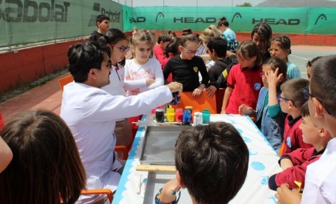 TEK Koleji ve Denizova Ortaokulu Türkiye'de ilk 100'de