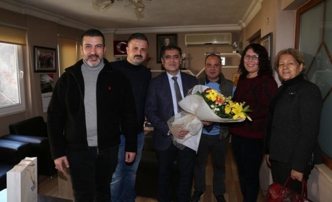 Yatağan'da 10 Ocak Çalışan Gazeteciler Günü kutlamaları
