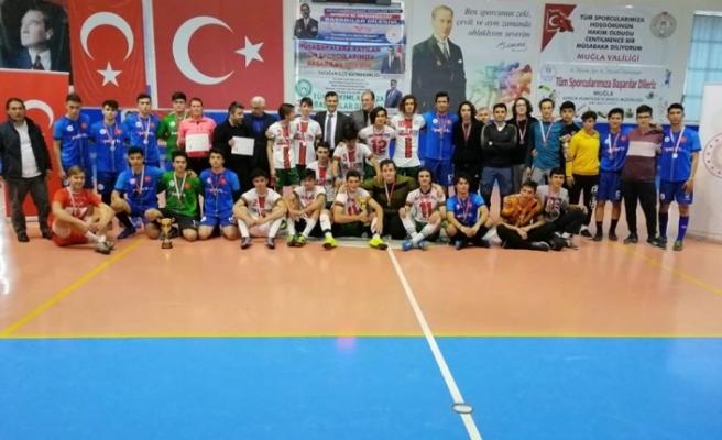 Futsal il birinciliği müsabakaları sona erdi