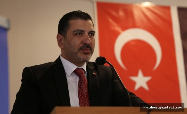 Yatağan AK Parti'nin kongresi 29 Mart'ta