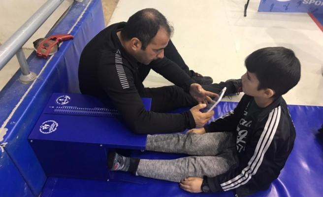 Yatağan'da geleceğin yıldız sporcuları seçiliyor