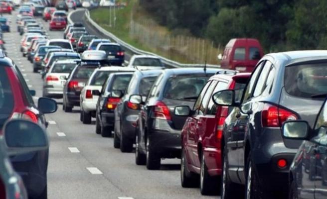 Muğla'da toplam araç sayısı 508 bin 809'a ulaştı