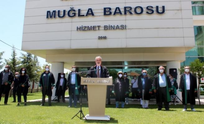Baro başkanları Ankara'ya savunma yürüyüşü gerçekleştirecek