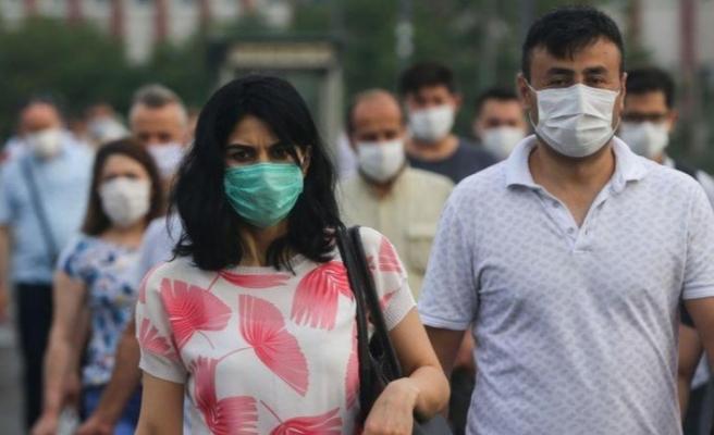Muğla'da maskesiz sokağa çıkmanın cezası 900 lira