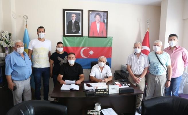 İYİ Parti'den Azerbaycan'a destek
