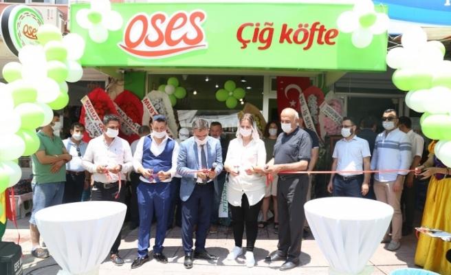 Oses Çiğköfte Yatağan Şubesi açıldı