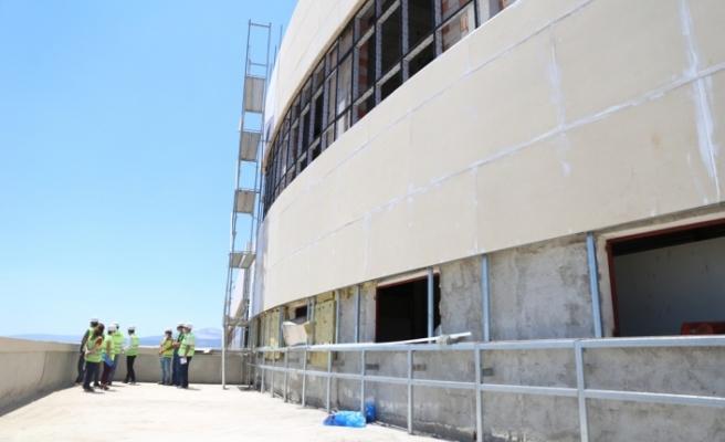 Yatağan Devlet Hastanesi, donanımlı bir hastane olacak