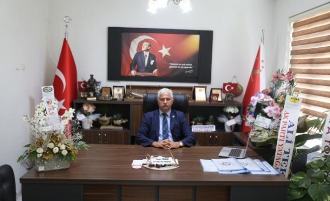Yatağan'ın yeni emniyet müdürü, görevine başladı