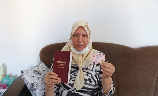 Cezayirli kadın, Erdoğan'dan vatandaşlık istedi
