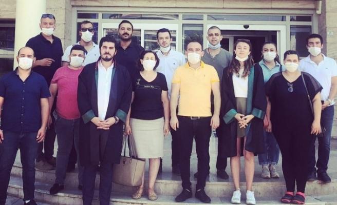 CHP'li gençlerden, hilafet çağrısına suç duyurusu
