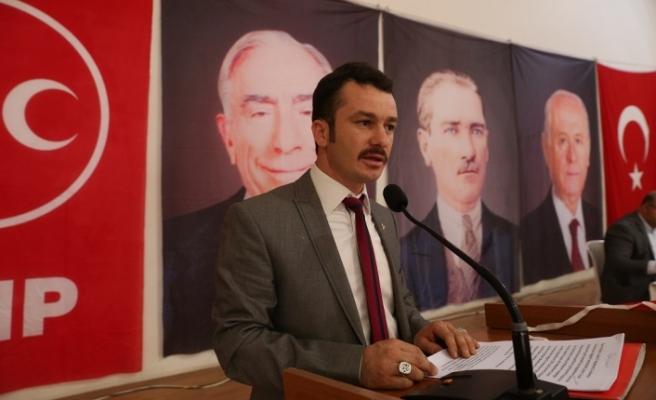 MHP Yatağan'da, Arif Güldürüm güven tazeledi