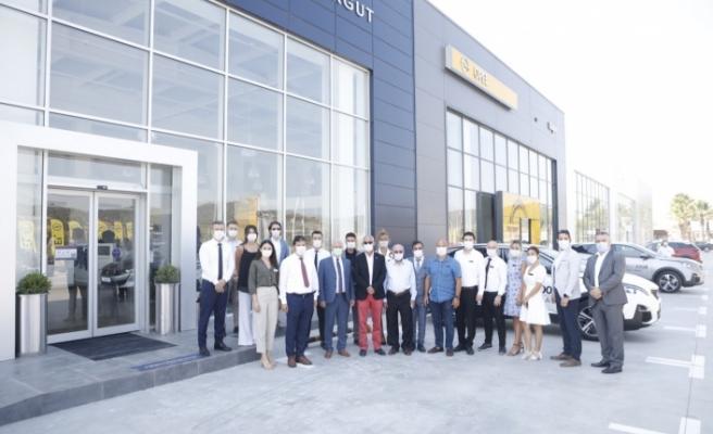 PSA Türkiye CEO'su'ndan Bodrum Peugeot – Opel Plaza ziyareti
