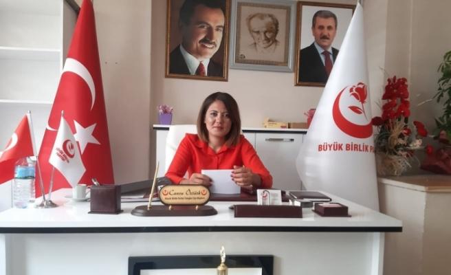 Yatağan'da yeni teşkilatlanan BBP, ilk kongresini yapıyor