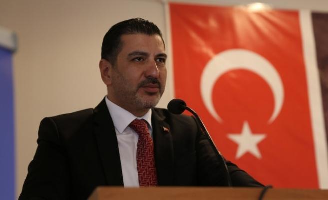 AK Parti'nin 7. Olağan Kongresi, pazar günü düzenlenecek