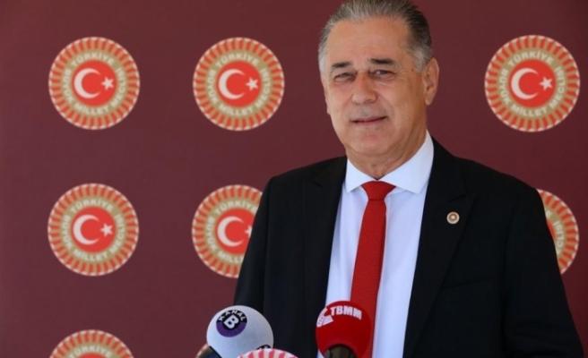 """CHP'Lİ ÖZCAN: ÖREN-MİLAS YOLU İNŞAATINA NEDEN BAŞLANMIYOR"""""""