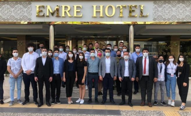 CHP'li gençler, Marmaris'te buluştu
