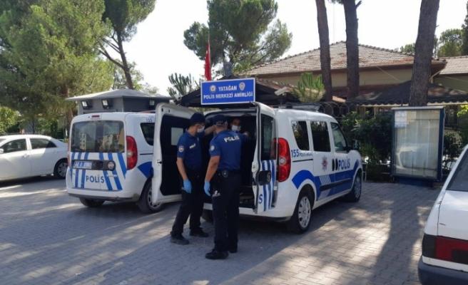 Aranan 3 şahıs, Yatağan'da yakalandı