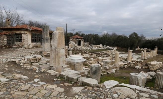 Stratonikeia Antik Kenti ve Lagina Kutsal Alanı GEKA projeleri ile hayat buluyor