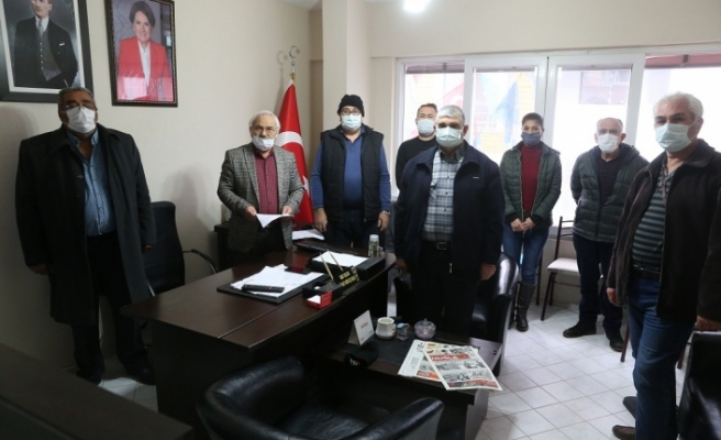 İYİ Parti Muğla'daki gelişmelerin ardından Yatağan'dan açıklama