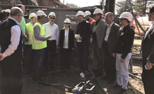 Sandras içme suyu projesi yatırım programına alındı