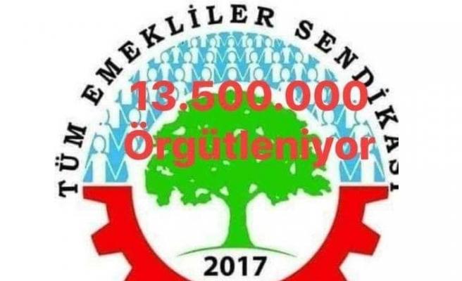 """Tüm Emekliler Sendikası: """"Bu dönemde zam yapılması halkı sıkıntıya sokmaktır"""""""