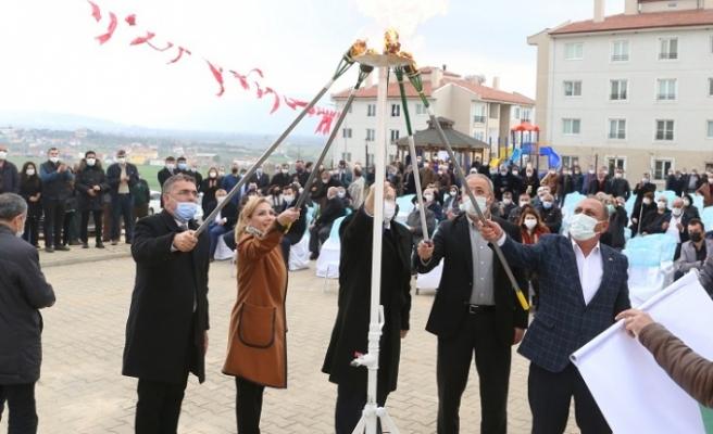 Yatağan'ın kırsal mahalleleri, doğalgazla buluşmaya devam ediyor