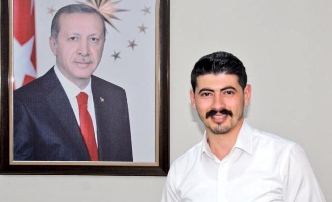 AK Parti Gençlik Kolları Başkanlığı'na Özen atandı
