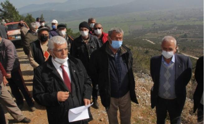 Türkülere konu olan Karadağ'da mermer ocağı istenmiyor