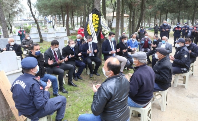 Kıbrıs Gazisi Bal, son yolculuğuna uğurlandı