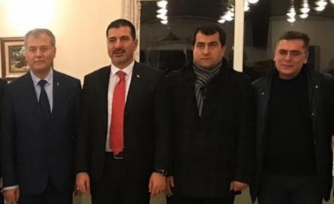 Mehmet Nil Hıdır MKYK'ya girdi