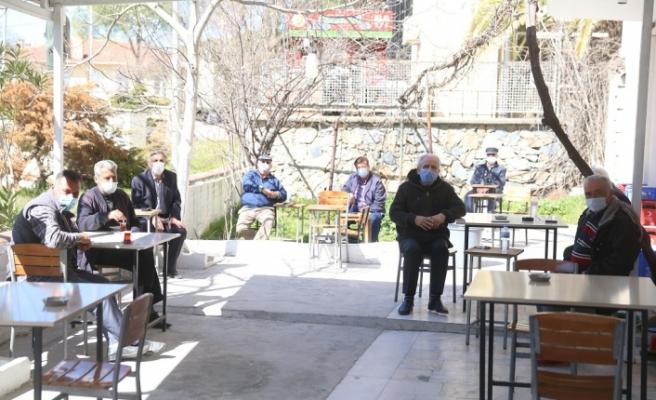 Restoran, kafe ve kahvehane işletmecilerinin yüzü gülüyor