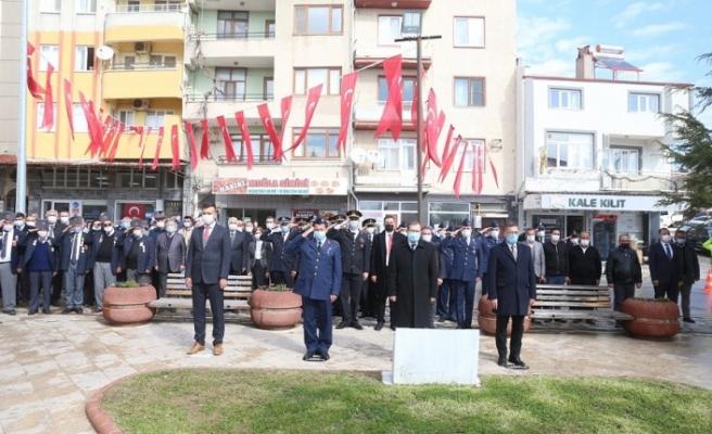 Yatağan'da 18 Mart Çanakkale Zaferi ve Şehitleri Anma Günü