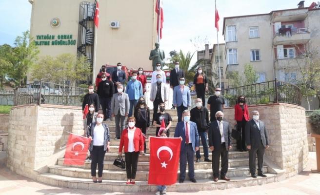 CHP ve İYİ Parti'den alternatif tören
