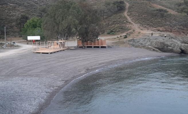 Karataş Plajı ve Yassıcalar Adası Meclise taşındı