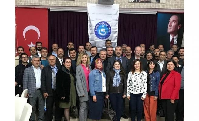 Muğla'nın yetkili sendikası Türk Eğitim-Sen oldu