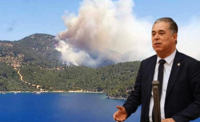 """""""Orman yangınlarından daha önemli bir milli mesele olamaz"""""""