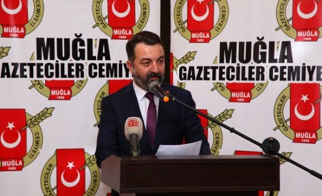 Muğla Gazeteciler Cemiyetinden Mollaveisoğlu'na tepki