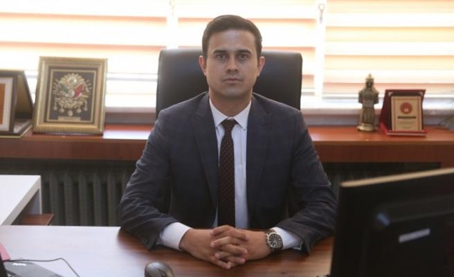 Yatağan Cumhuriyet Başsavcısı Çetin, görevine başladı