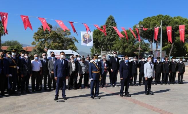 30 Ağustos Zafer Bayramı Yatağan'da Kutlandı