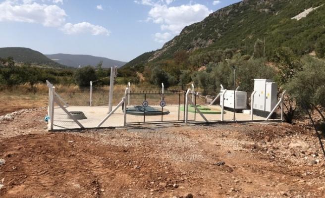 Düğerek Cezaevi'nin Atık Su Sorunu Çözüldü