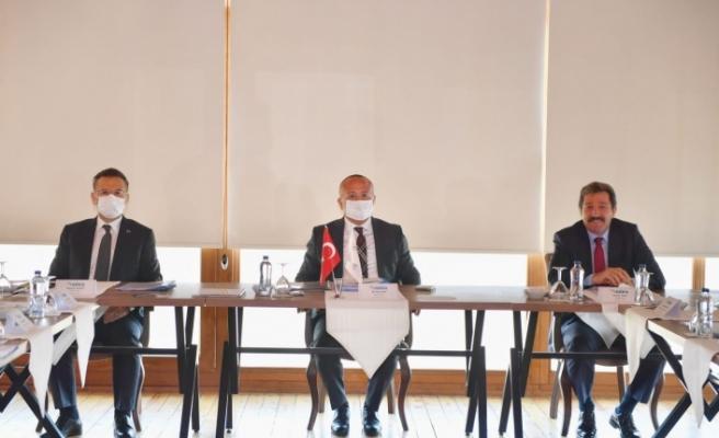 Güney Ege Kalkınma Ajansı'nın 143'üncü Yönetim Kurulu Toplantısı 14 Eylül 2021 tarihinde Denizli'de gerçekleştirildi.