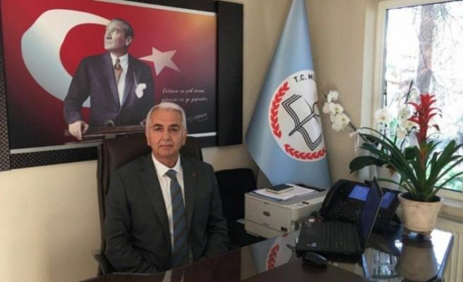Yatağan Milli Eğitim Müdürü Alemdar'dan yeni eğitim-öğretim yılı mesajı