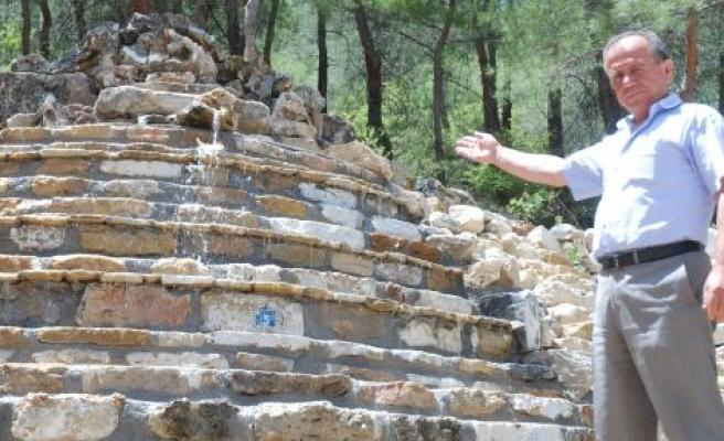 25 Dönümlük Arazi Mesire Alanı Olarak Düzenlendi