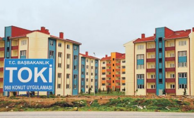 282 dairelik TOKİ konutları için müracaatlar başladı