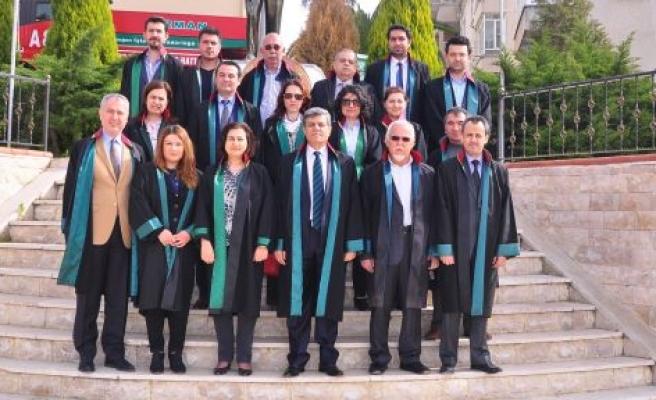 5 Nisan Avukatlar Günü Kutlandı