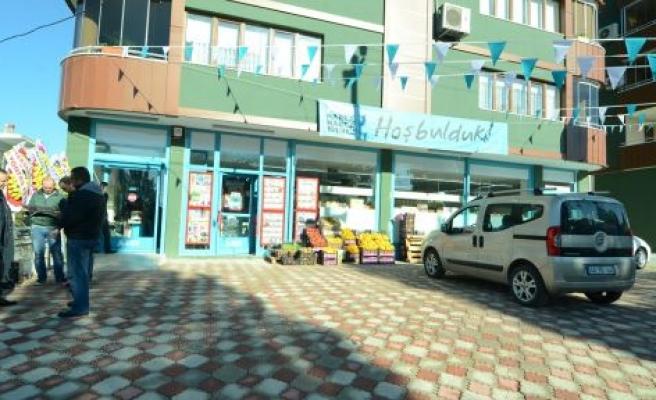 A101, Yatağan'daki 3. mağazasını açtı
