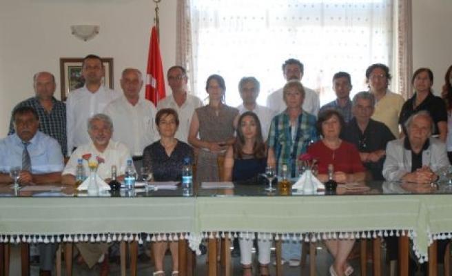ADD Muğla Şubeleri Toplantısı Yatağan'da Yapıldı