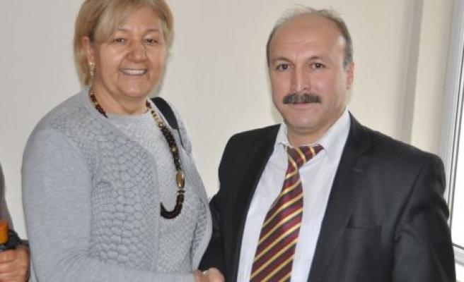 AK Parti Kadın Kollarından ziyaretlere devam
